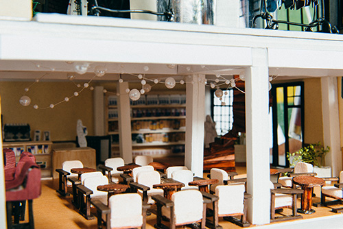 商空間1・レストラン設計